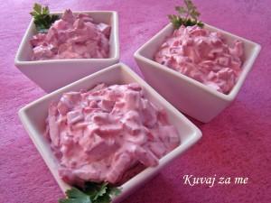Roze salata